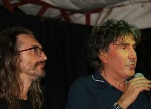 Stefano Michelazzi e Stefano D'Orazio (Pooh)