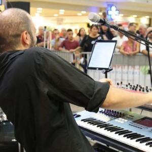 Daniele Di Paolo all'opera