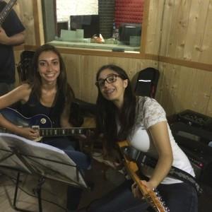 Le nostre chitarriste
