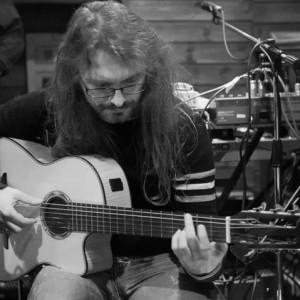 Stefano Michelazzi e la sua chitarra classica