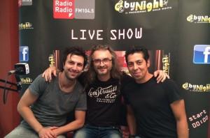 La FDM a Radio Radio 104.5
