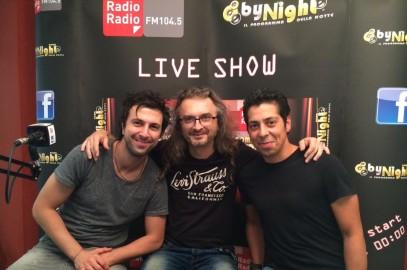 FDM – Intervista a Radio Radio 104.5