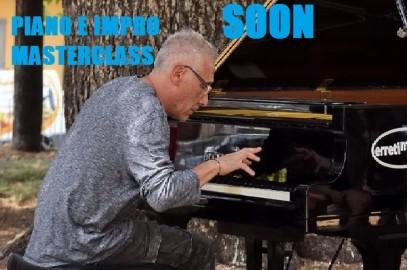 Master Class Piano e Improvvisazione con Francesco Demegni